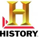 The History Channel, A&E, and Bio logo