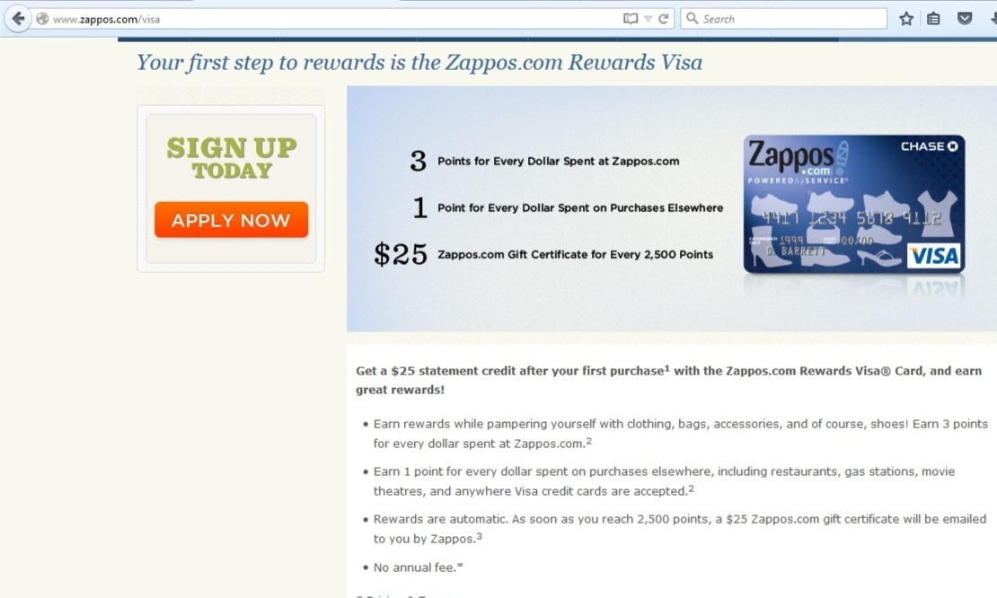 Coupons zappos promotion code