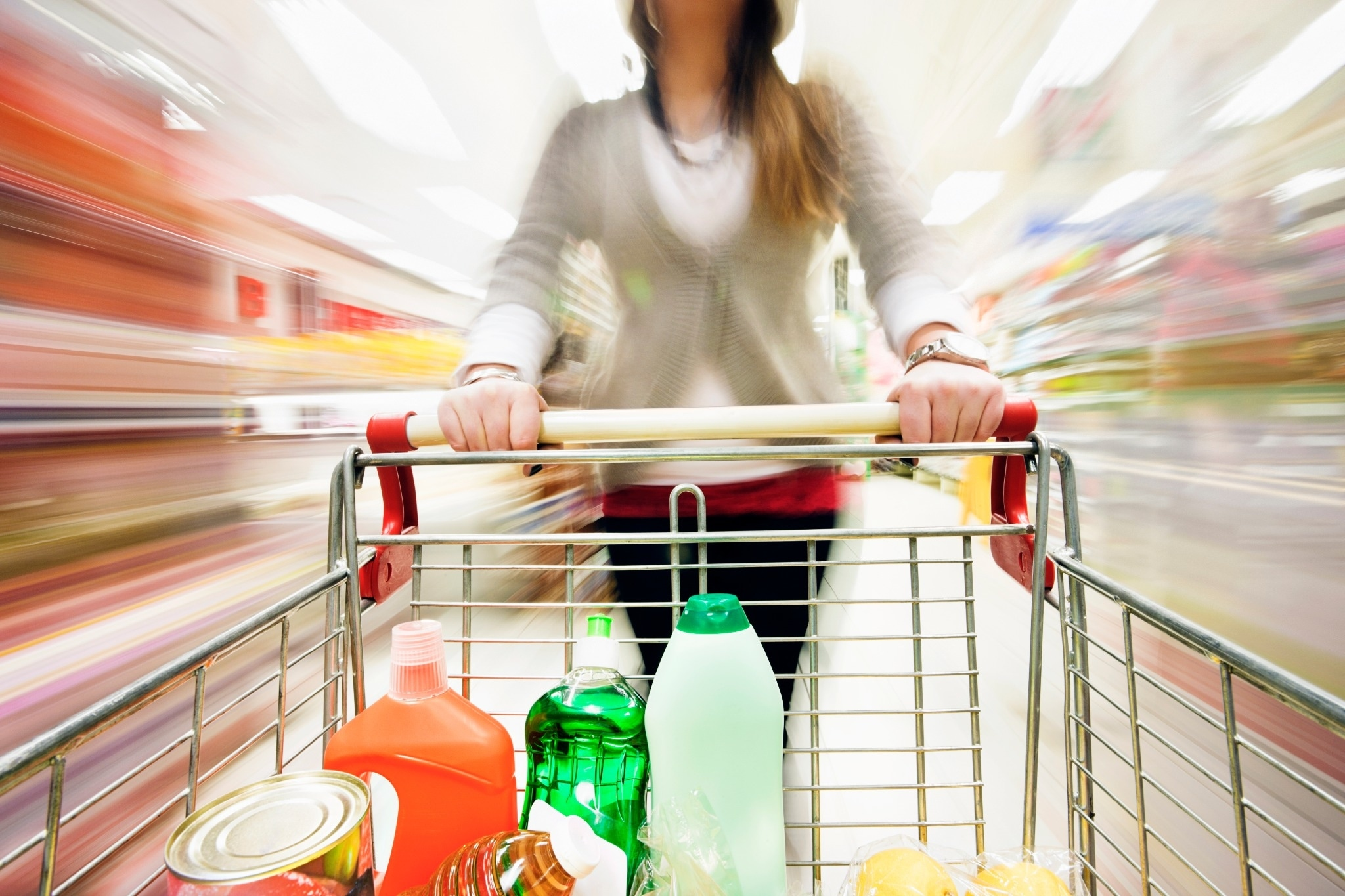 5 Grocery Shopping Tips From The Top Extreme Couponers