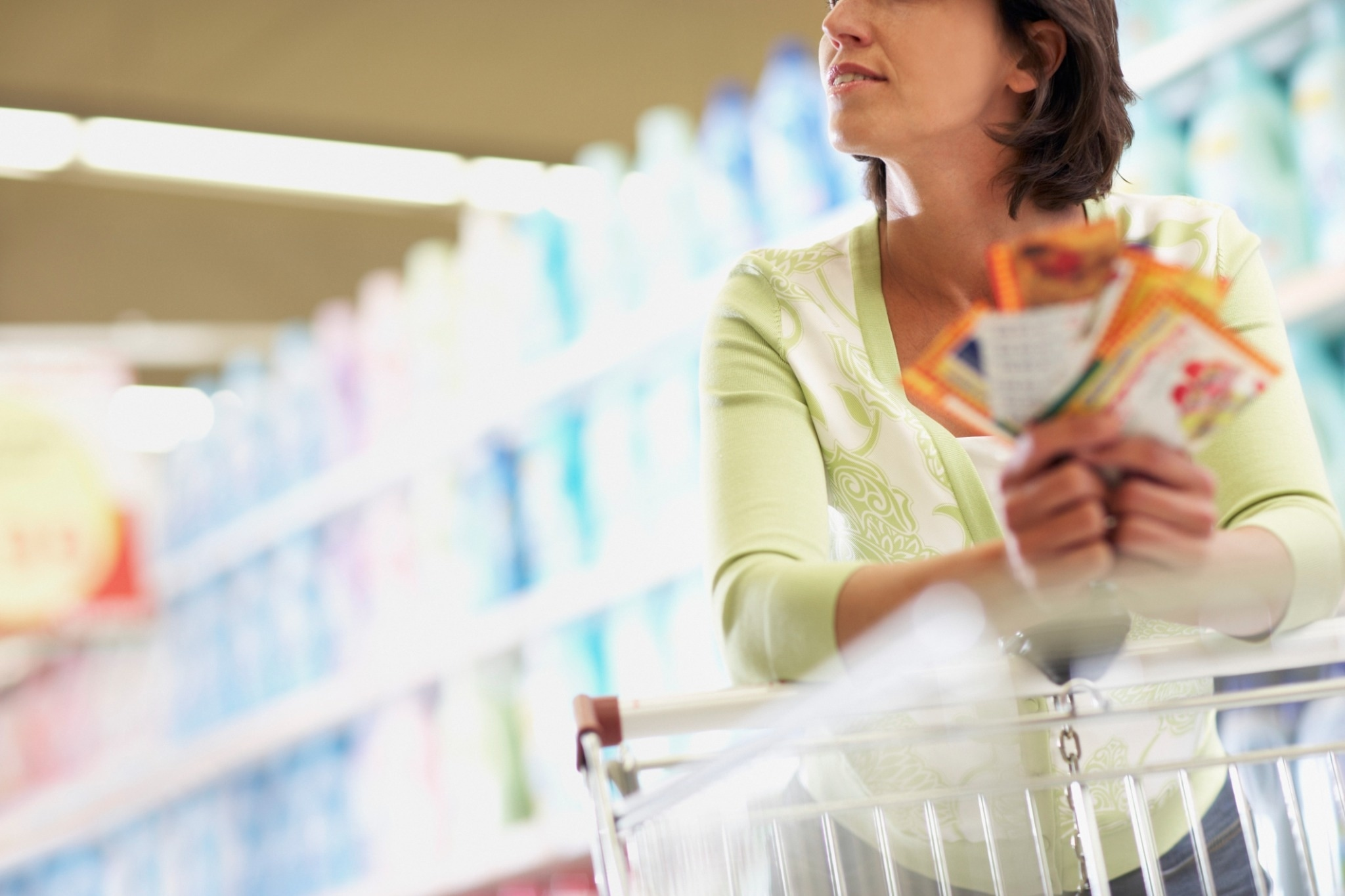 9 Things to Always Buy Generic at the Grocery Store