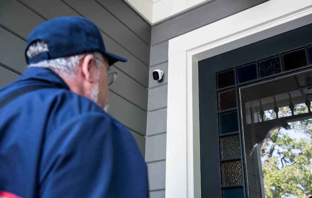 Tired Of Missing Packages? Arlo's Security Cameras Help Catch Porch Pirates.