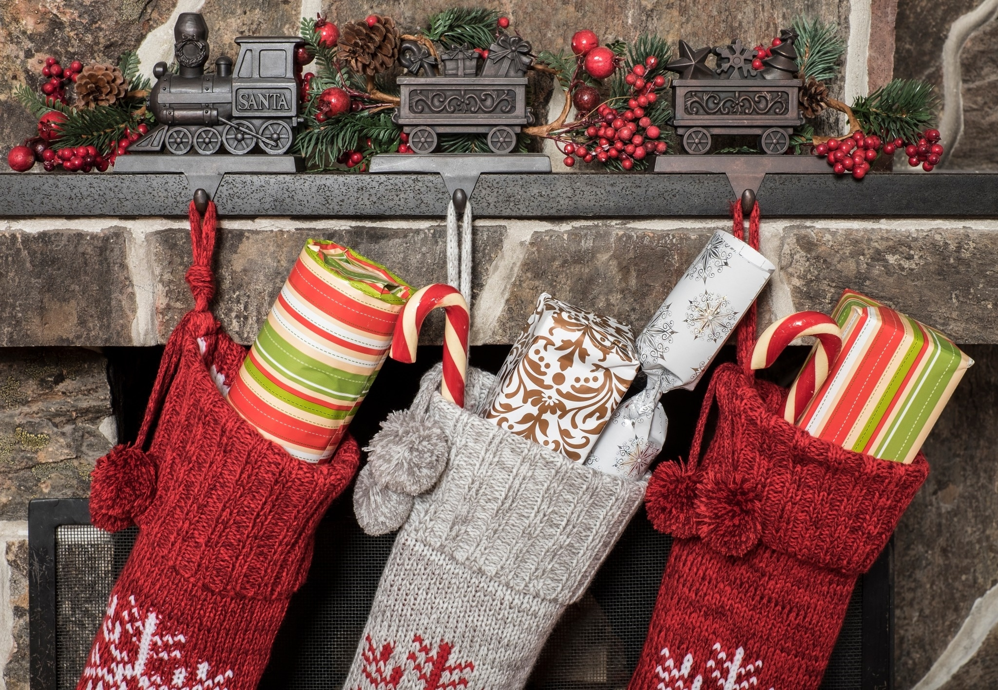 10 Christmas Stockings Cool Enough for Even Millennials