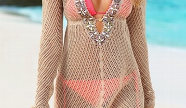 Cute Swimwear Cover Ups for Summer 2013
