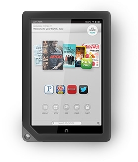 Dive Into This Ebook Deal: Buy A NOOK HD Tablet, Get A Free NOOK Simple Touch