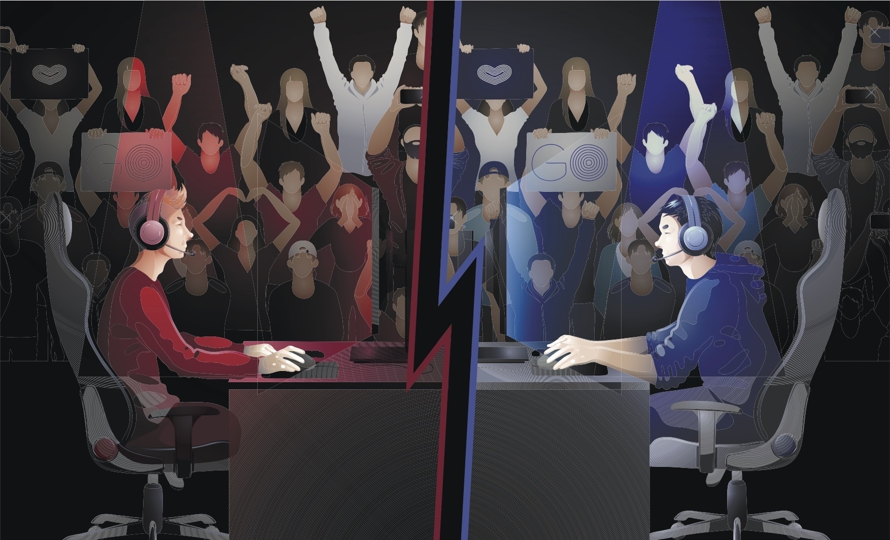25 Crazy Facts about eSports and the Professional Video Gaming Industry