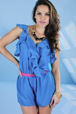 How To Work Trendy Rompers For Spring & Summer 2013