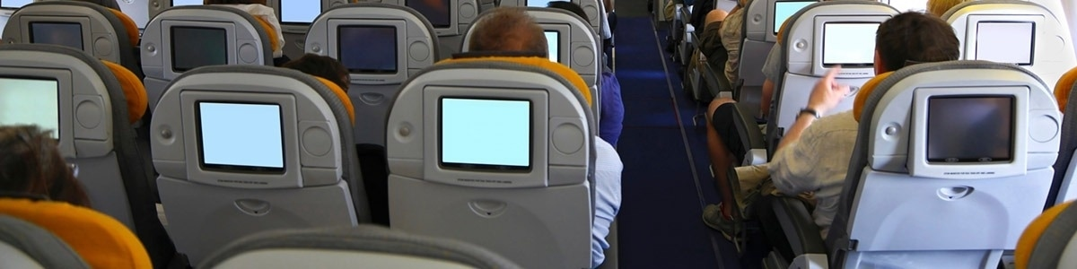 Article Image: Five Best Airlines for In-Flight Entertainment in 2015