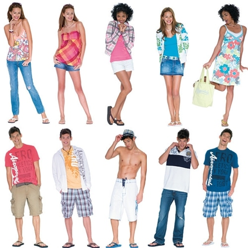 Get The Most Out Of Aeropostale & PS from Aero With Bulldog Sales & Loyalty Rewards