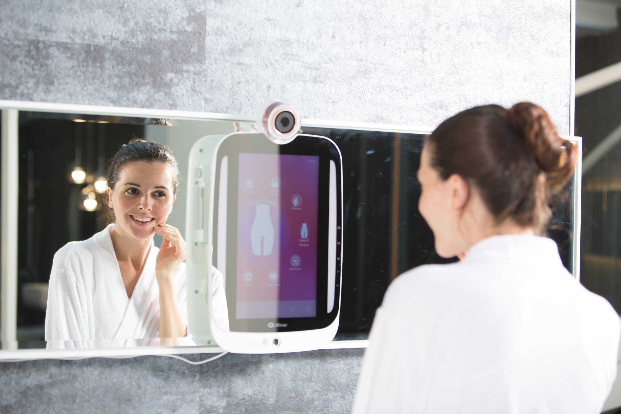Magic Mirror, On The Wall, Is This The Smartest Mirror Of Them All?