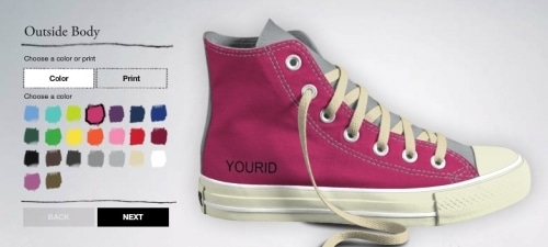 How to Design Your Own Custom Converse Sneakers
