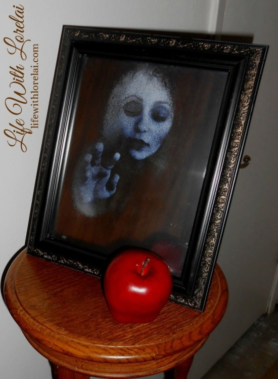 Haunted Mirror 7 - Halloween DIY - LWL