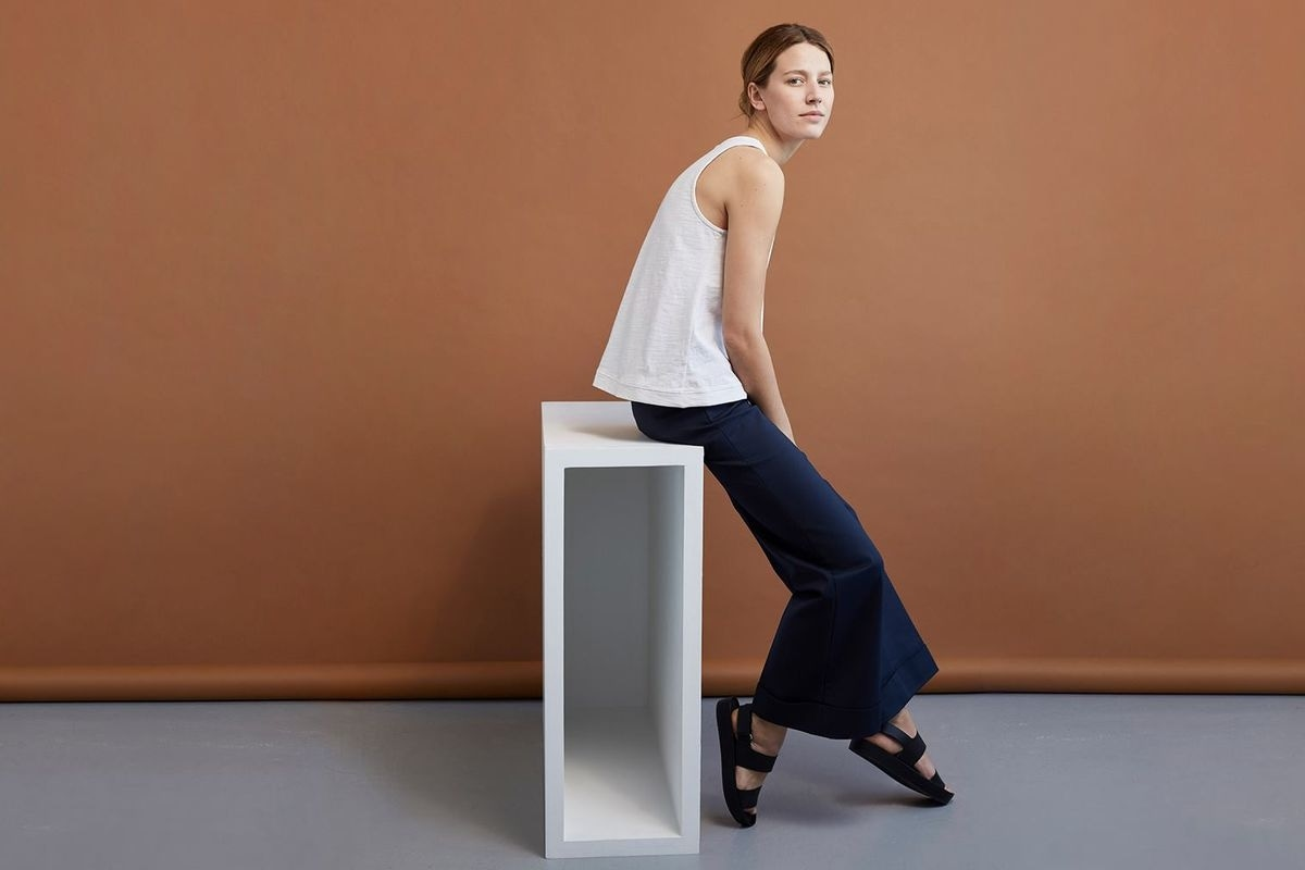 Meet Everlane's New Recycled Outerwear Line + Additional Brands Making Clothes From Recycled Materials