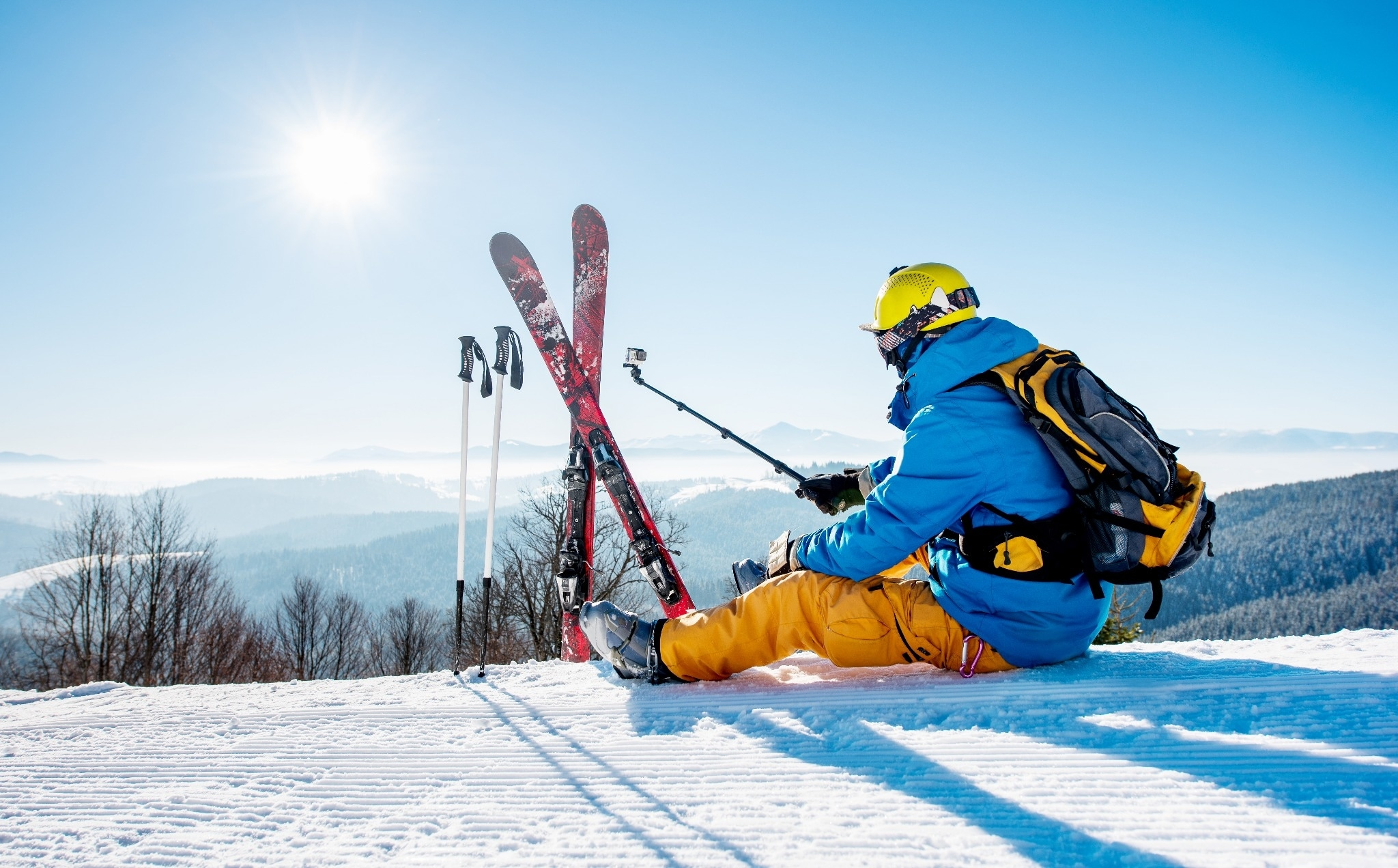 Top 9 Wearables and Smart Gadgets for Skiers and Snowboarders