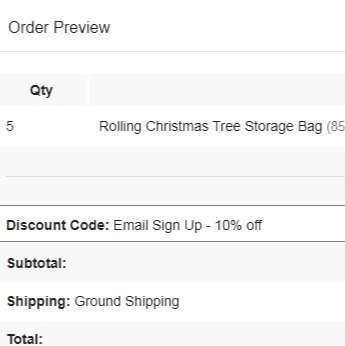 Deal validated by @ShopperRequests