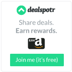 Find the best coupons, promo codes, and deals everyday at Dealspotr