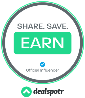 dealspotr influencer