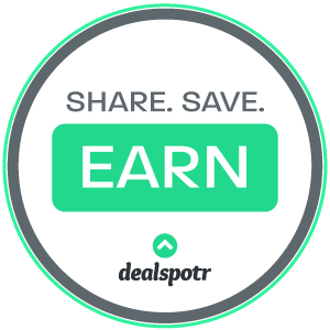 dealspotr coupons