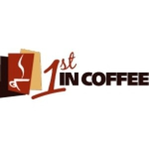 1st In Coffee promo codes