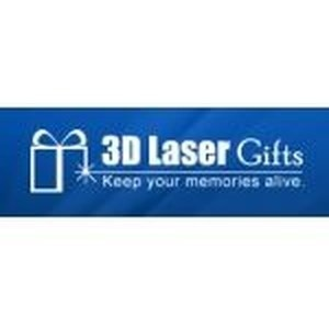 3D Laser Gifts promo code