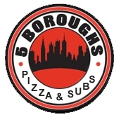 5 Boroughs Pizza & Subs promo codes