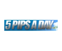 5 Pips A Day promo codes