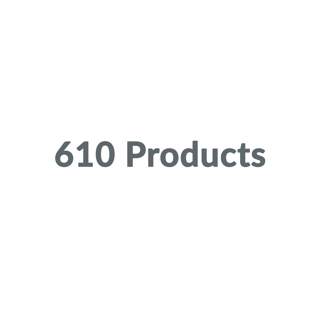 610 Products promo codes