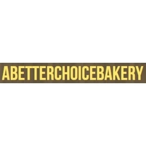 A Better Choice Bakery promo codes
