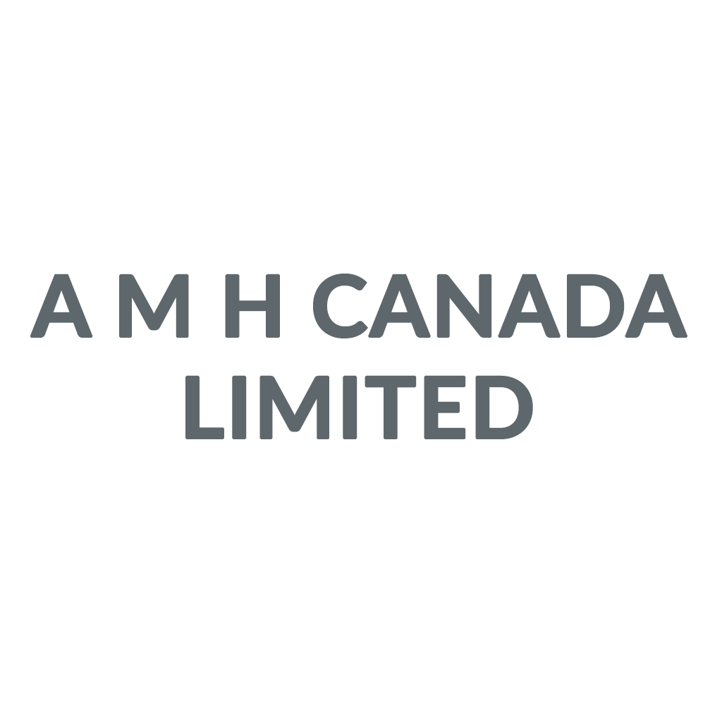 A M H CANADA LIMITED promo codes