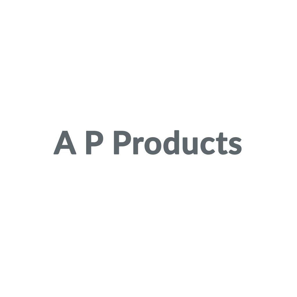 A P Products promo codes