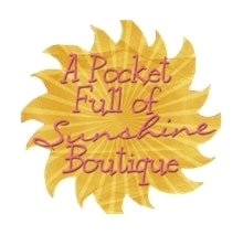 A Pocket Full of Sunshine Boutique promo codes
