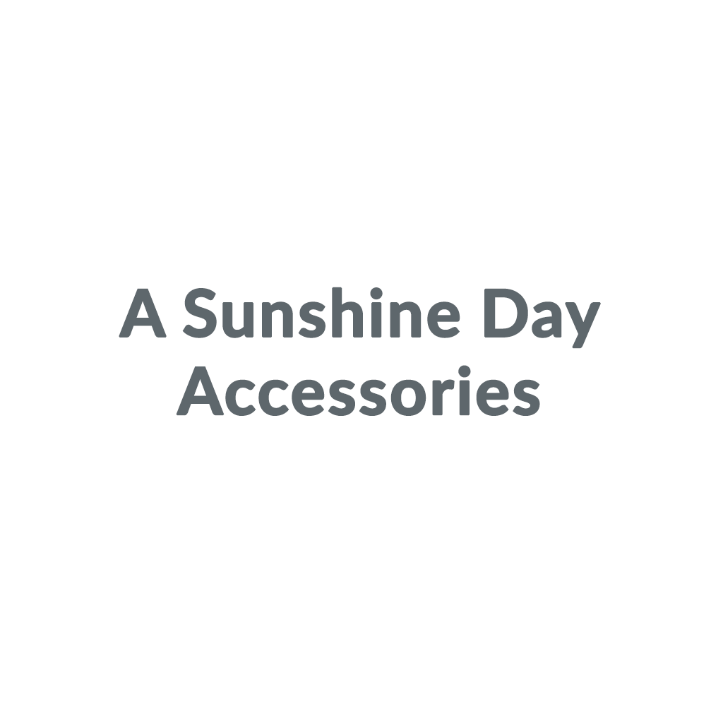 A Sunshine Day Accessories