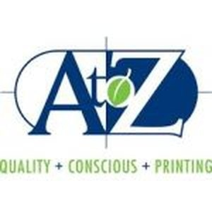 A to Z Printing promo codes