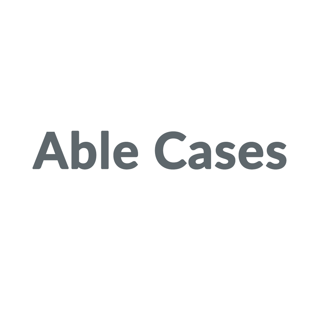 Able Cases promo codes
