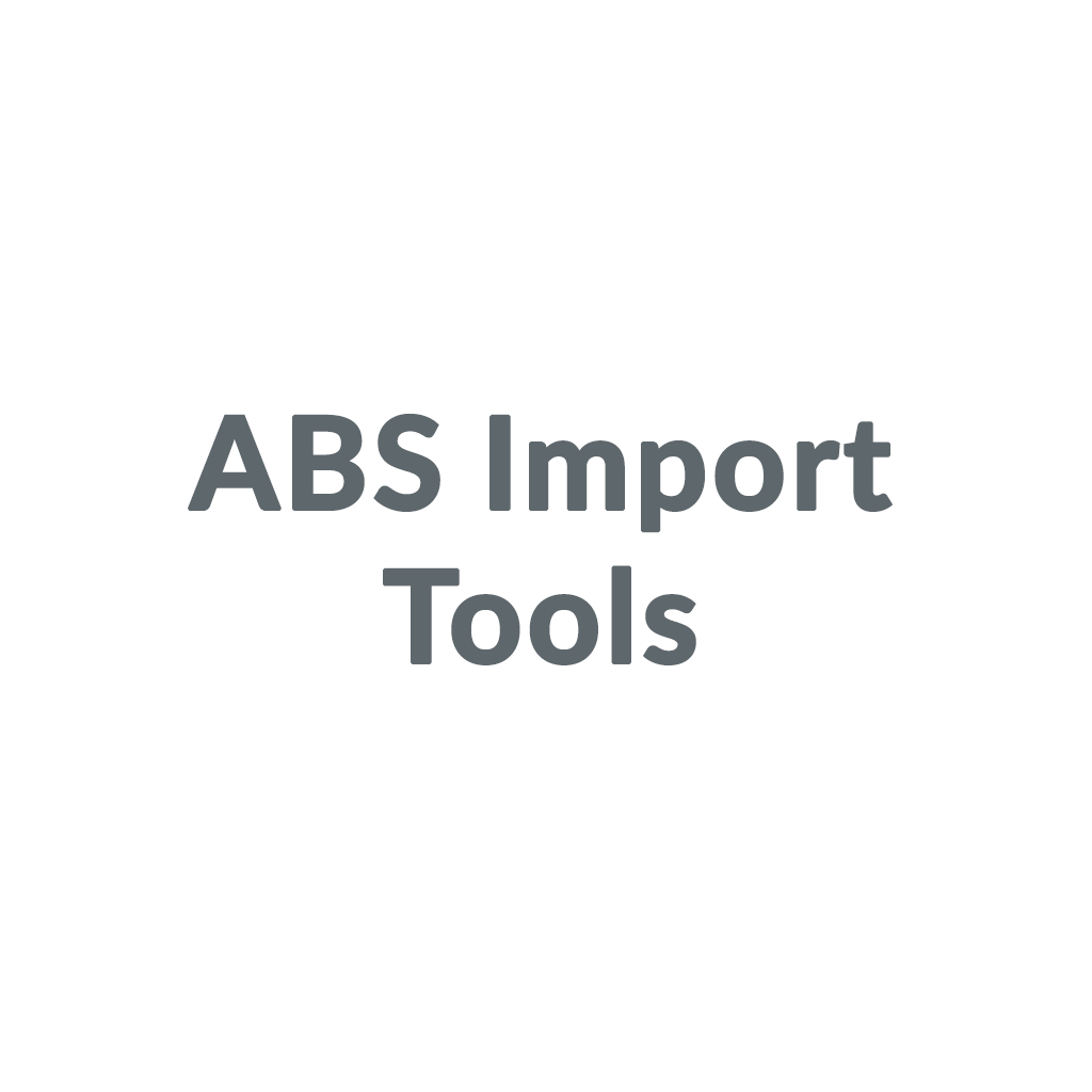ABS Import Tools promo codes