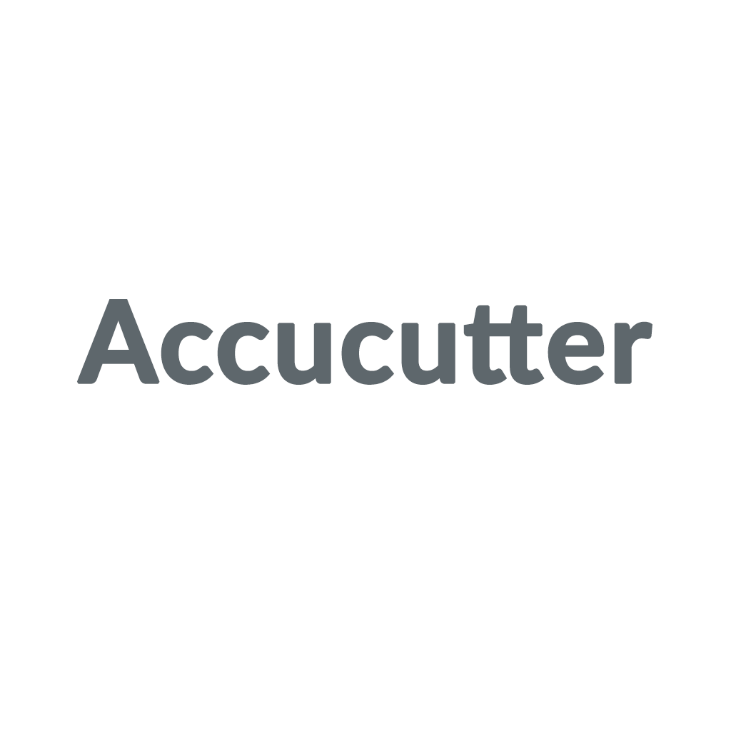 Accucutter promo codes