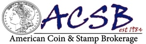 American Coin & Stamp Brokerage promo codes