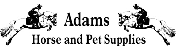 Adams Horse and Pet Supplies promo codes