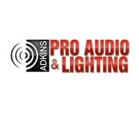 Adkins Professional Lighting promo codes