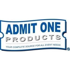 Popular Admit One Products Coupon Codes