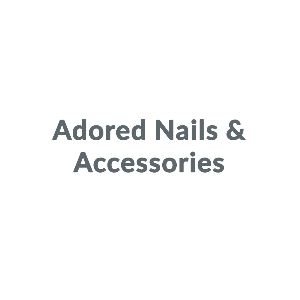 Adored Nails & Accessories promo codes