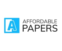 Affordable-Papers promo codes