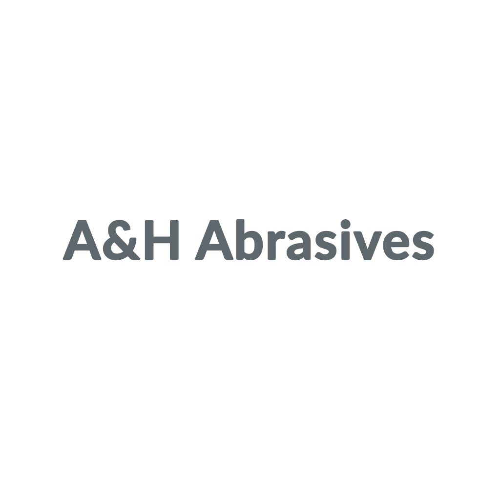 A&H Abrasives promo codes