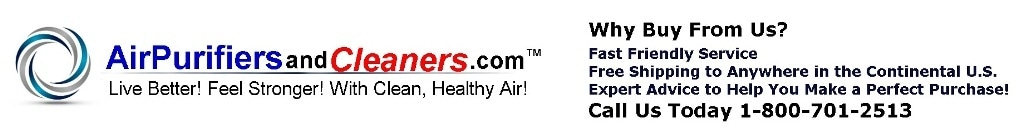 Air Purifiers and Cleaners.com promo codes