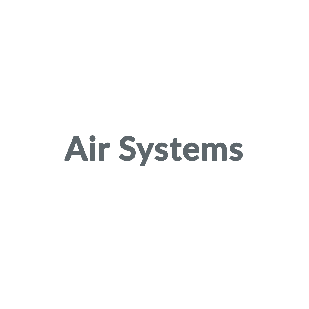 Air Systems promo codes
