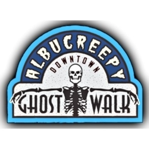 Albucreepy Downtown Ghost Walk promo codes