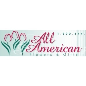 All American Flowers promo codes