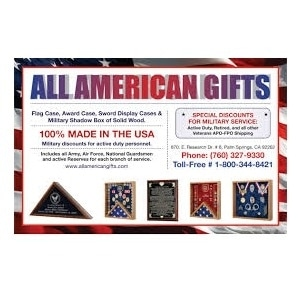 All American Gifts promo codes