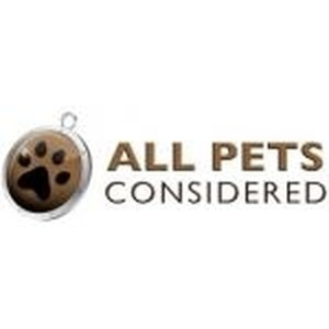 All Pets Considered promo codes