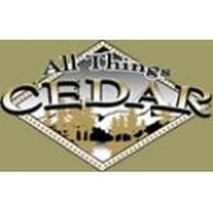 All Things Cedar promo codes