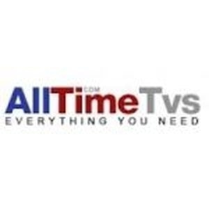 All Time TVs coupon codes